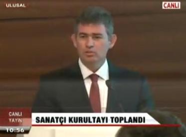 Ulusal Kanal | TÜSAK SANATÇI KURULT...