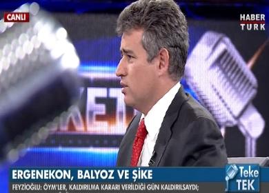HaberTürk | TBB BAŞKANI AV.PROF....