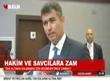 Bugün TV | TBB BŞK. METİN FEYZİ...
