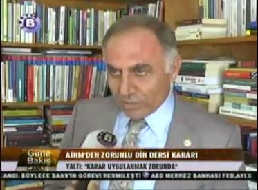 Kanal B | AİHM'NİN DİN DERSİ K...