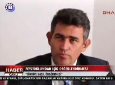 Kanal B | TBB BŞK. METİN FEYZİ...
