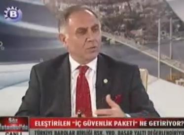 Kanal B | KONUK: TÜRKİYE BAROL...