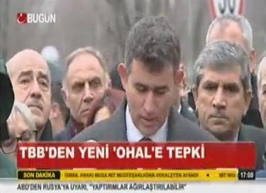 Bugün TV | BAROLAR BİRLİĞİ BAŞK...