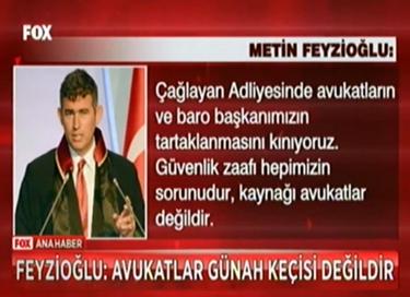 Fox TV | KİMSE AVUKATLARI GÜN...