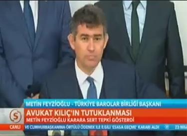 STV Haber | TÜRKİYE BAROLAR BİRL...