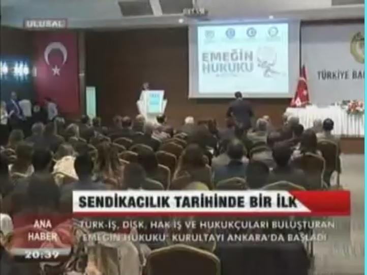 Ulusal Kanal | TÜRK-İŞ, DİSK, HAK-İ...