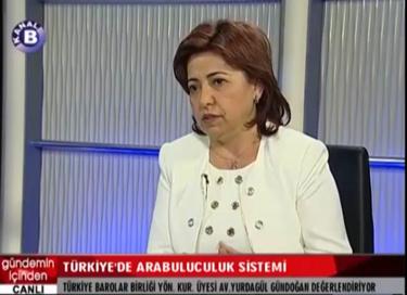 Kanal B | TÜRKİYEDE ARABULUCUL...