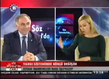 Kanal B | YARGI SİSTEMİNDE KÖK...