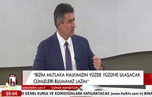 Halk TV | DEMOKRASİNİN TEK YOL...