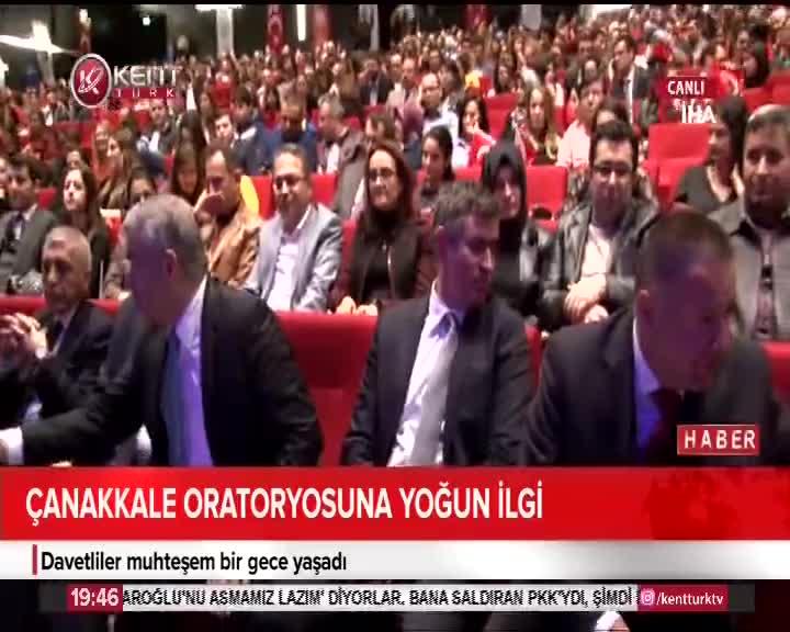 Kent Türk, Haber
