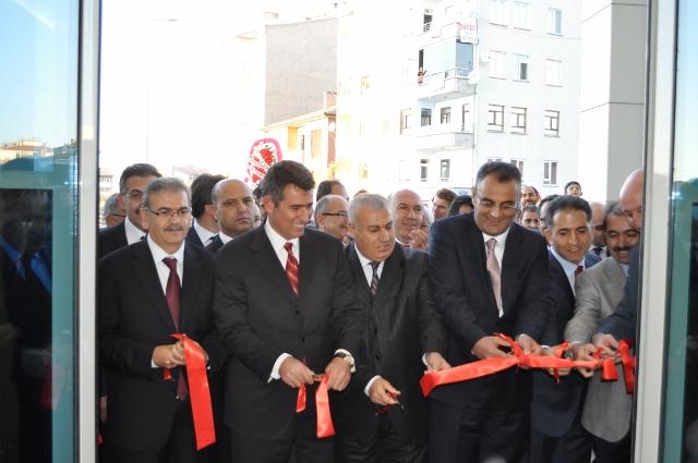 kayseri yeni adliye binasi ve baro hizmet alani torenle acildi turkiye barolar birligi
