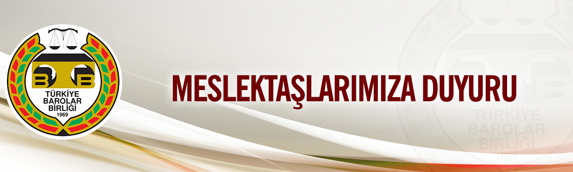 T�rkiye Barolar Birli�inden Uyar�: Kredi kart� �cretlerini ve kredi masraflar�n� iade alma garantisi verenlere dikkat