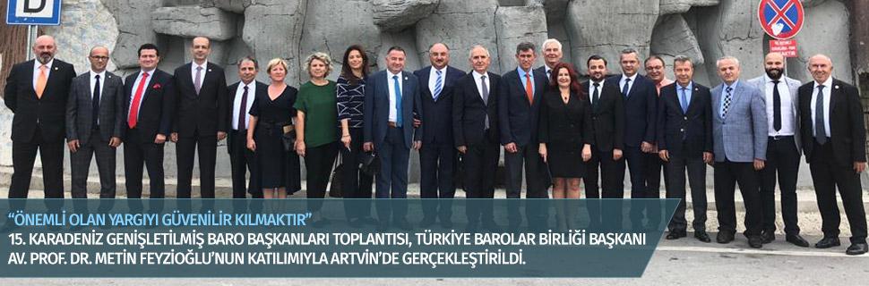 """""""ÖNEMLİ OLAN YARGIYI GÜVENİLİR KILMAKTIR"""""""
