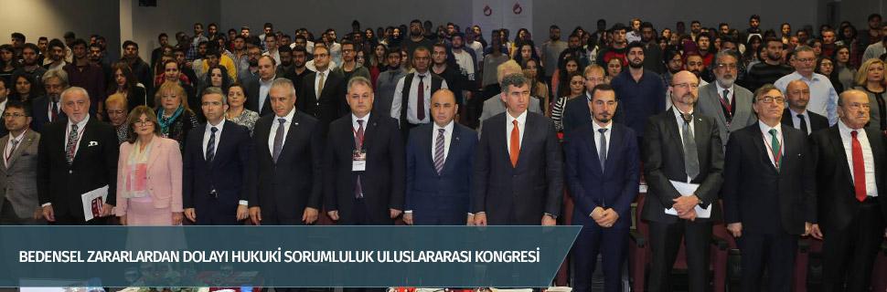 Bedensel Zararlardan Dolayı Hukuki Sorumluluk Uluslararası Kongresi