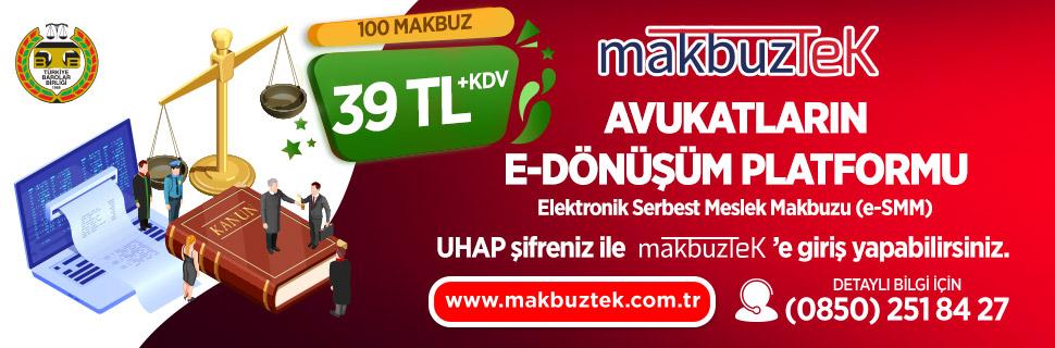 MakbuzTEK - e-SMM - Elektronik Serbest Meslek Makbuzu